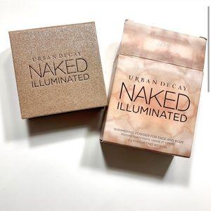NEW Urban Decay Aura Naked Illuminated Shimmering